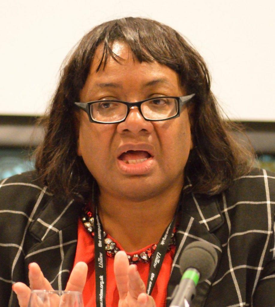 Diane Abbott, 2016 Labour Party Conference