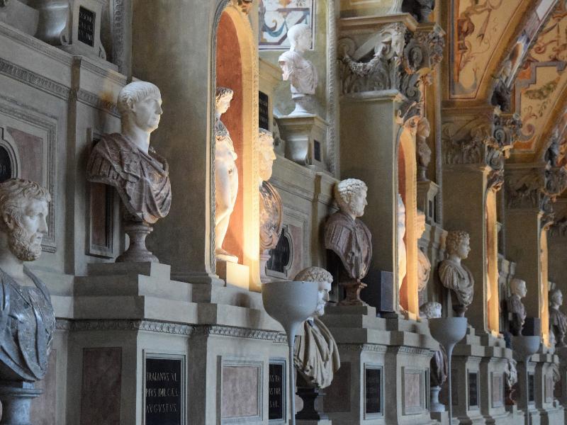 Antique Statues